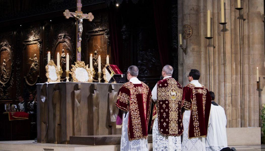 Normandie : un curé accusé de n'avoir jamais commis d'actes pédophiles